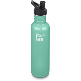 Klean Kanteen Classic Flasche Sport Cap 800ml sea crest